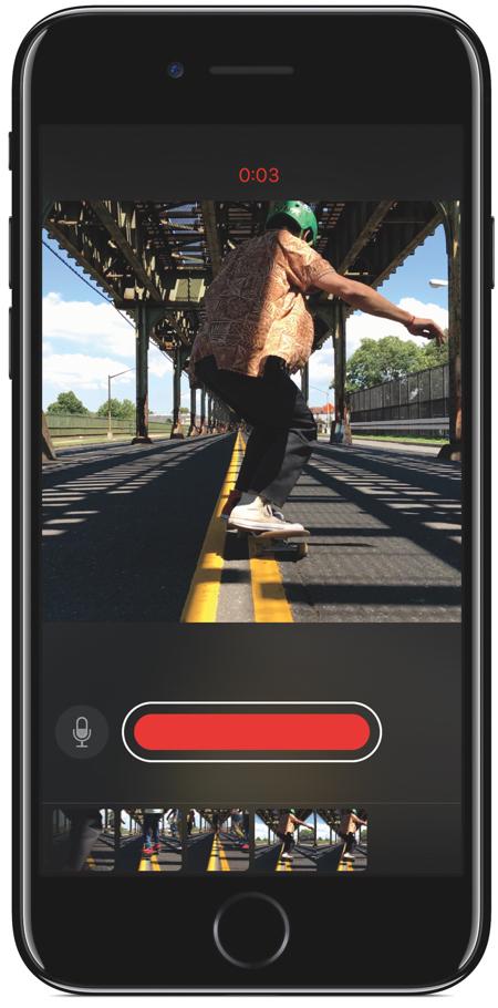 как скачать ролик на айфон